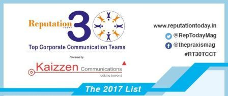The 30 Top Corporate Communication Teams in India