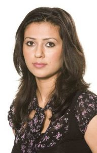 Aakriti Kaushik is a Public Relations professional based in London