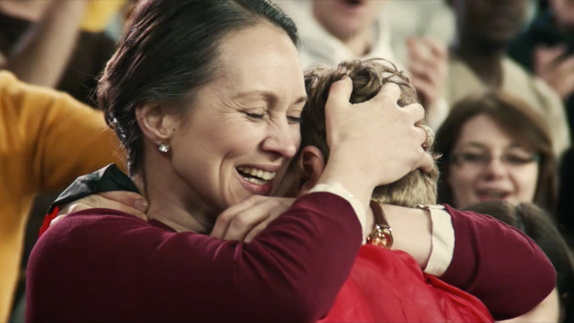 Thank you, mom campaign by P&G for Rio 2016
