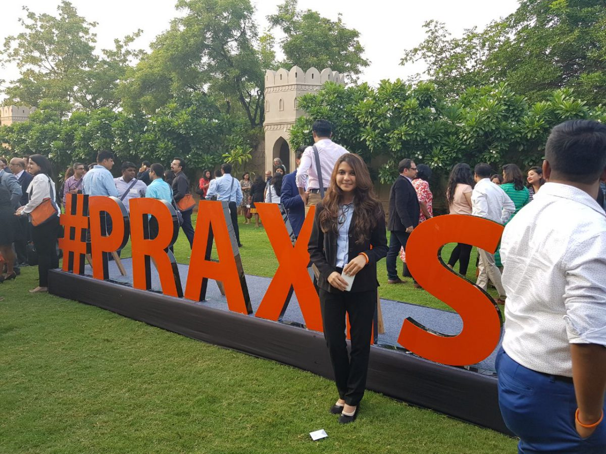 PRAXIS – THE LEARNING EXPERIENCE