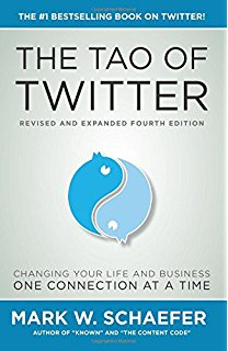 Book Review: Tao of Twitter by Mark Schaefer
