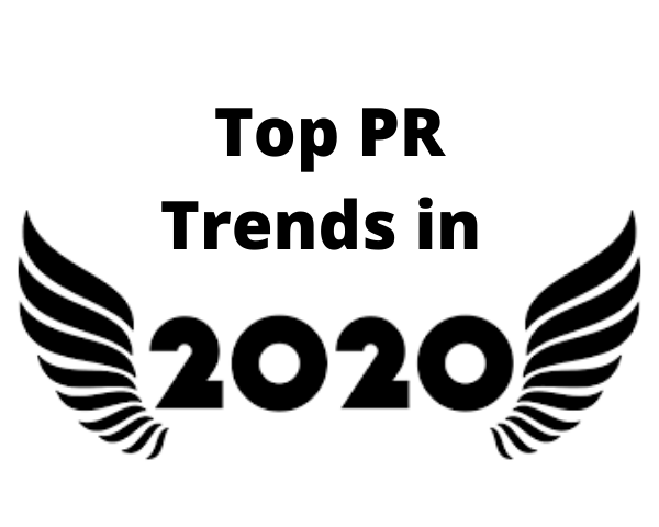 top PR trends 2020