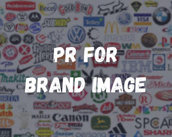PR for brand