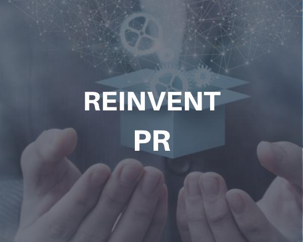 reinvent PR