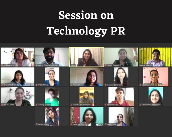 Technology in Public Relations