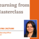 Masterclass with Bhavna Jagtiani