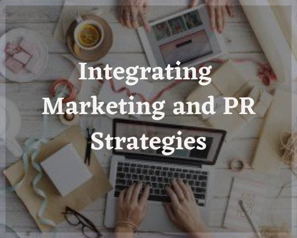 PR strategies
