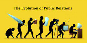 history of public relations in India